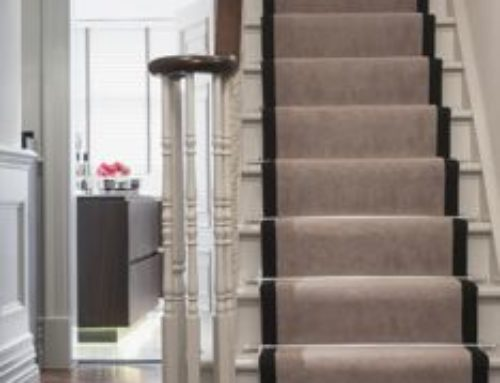 How to Unify Spaces with Stairway Flooring