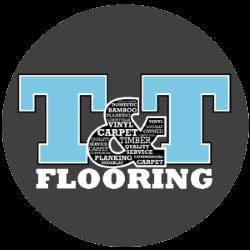 T & T Flooring Logo